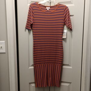 Brand new XS Lularoe Julia dress